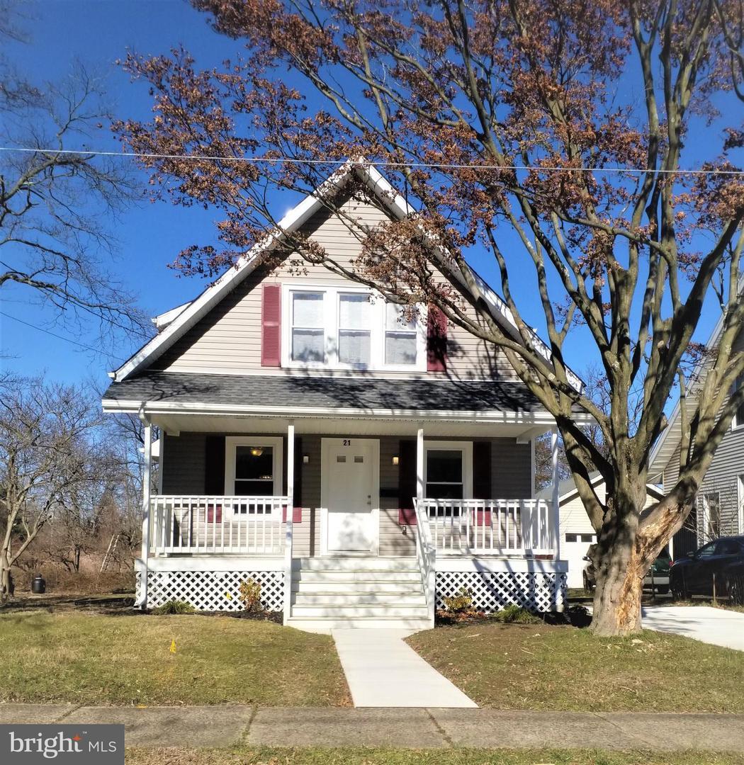 Single Family Homes للـ Sale في Bellmawr, New Jersey 08031 United States