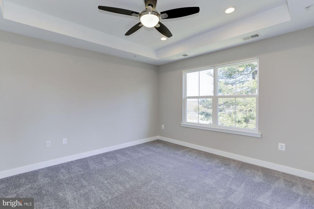 Upper Level Owner's Suite with Tray Ceiling - 5225 PALCO PL, COLLEGE PARK