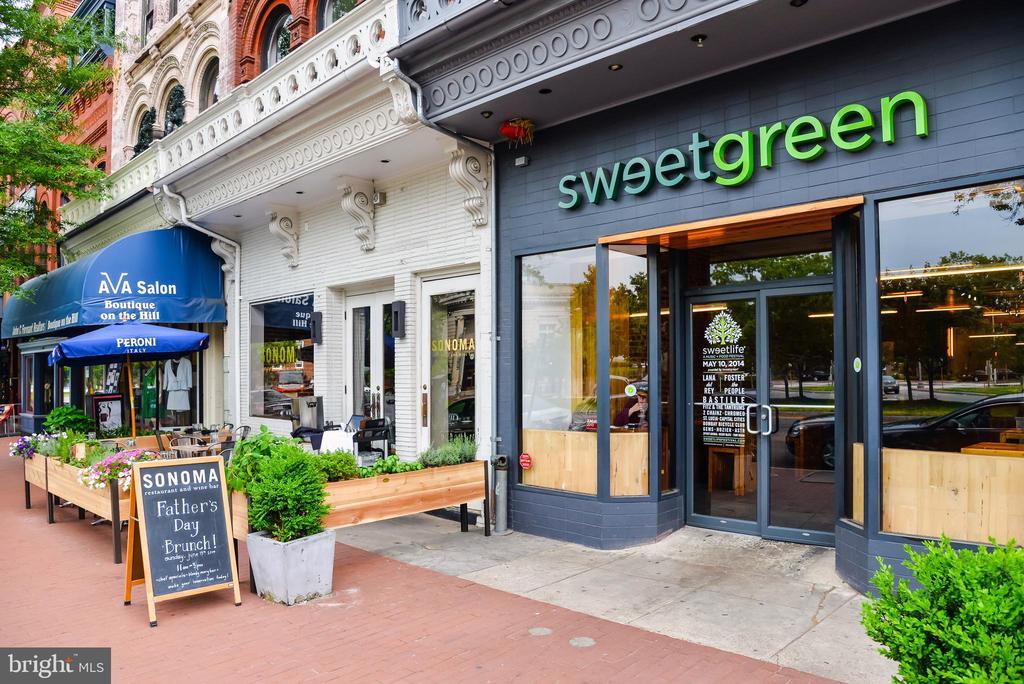 Sweetgreen - 419 GUETHLER'S WAY SE, WASHINGTON