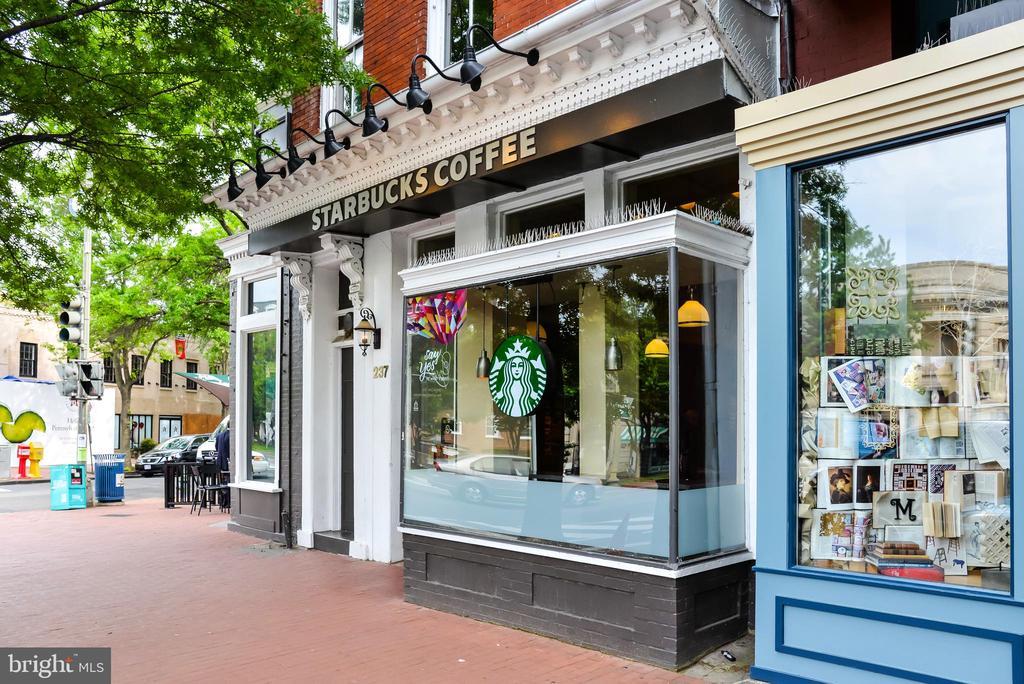 Starbuck's Coffee - 419 GUETHLER'S WAY SE, WASHINGTON