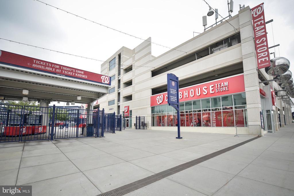 Nationals Stadium - 419 GUETHLER'S WAY SE, WASHINGTON
