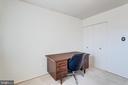 4th bedroom upstairs - 6424 MERIWETHER LN, SPRINGFIELD