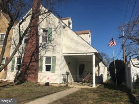 Single Family Homes pour l Vente à 209 MARNE Road Brooklawn, New Jersey 08030 États-Unis