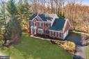 Home Perched on a Hill - 12184 HICKORY KNOLL PL, FAIRFAX