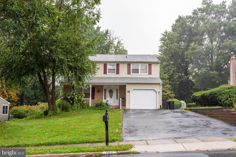 Single Family Homes per Vendita alle ore Wyndmoor, Pensilvania 19038 Stati Uniti