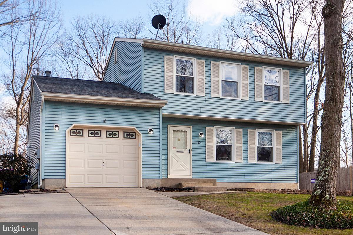 Single Family Homes for Sale at Erial, New Jersey 08081 United States