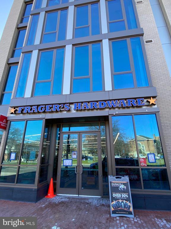 Frager's Hardware Store - 419 GUETHLER'S WAY SE, WASHINGTON