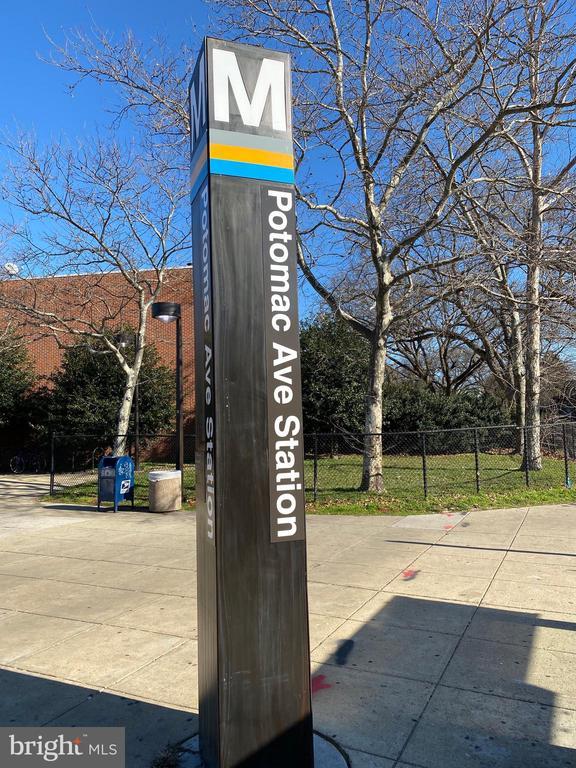 Potomac Ave Metro Station - 419 GUETHLER'S WAY SE, WASHINGTON