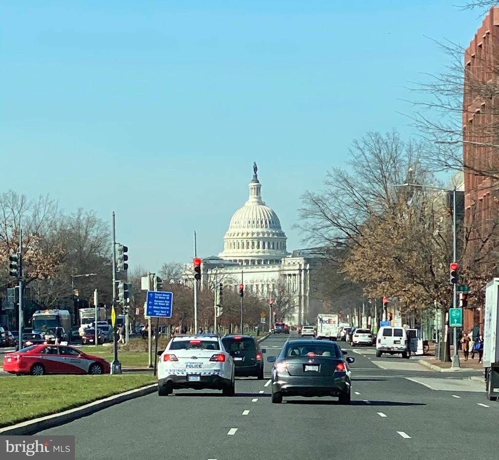 Pennsylvania Ave en-route to the Capitol - 419 GUETHLER'S WAY SE, WASHINGTON