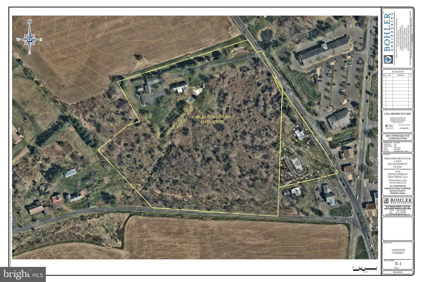 Land for Sale at Newtown, Pennsylvania 18940 United States
