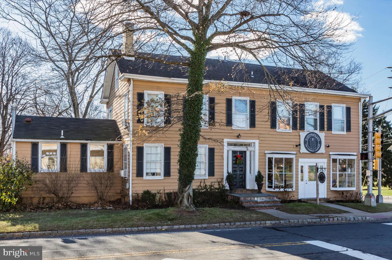 Single Family Homes para Venda às Skillman, Nova Jersey 08558 Estados Unidos