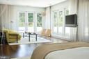 Master Suite w/ Balcony - 3304 R ST NW, WASHINGTON