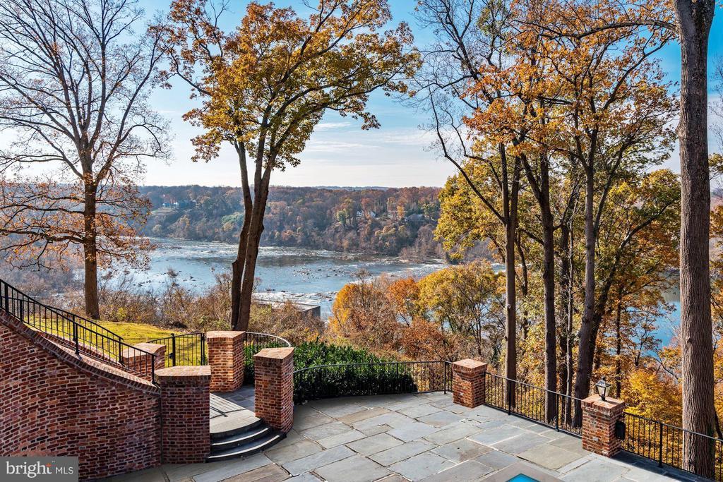 View of Potomac River - 6699 MACARTHUR BLVD, BETHESDA