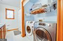Laundry on Upper Level - 7400 BROWNS FARM RD, SPOTSYLVANIA