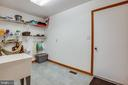 Mud Room with Utility Sink - 7400 BROWNS FARM RD, SPOTSYLVANIA