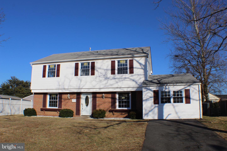 Single Family Homes для того Продажа на Willingboro Township, Нью-Джерси 08046 Соединенные Штаты