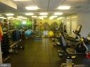 Condo Fitness Room View Two - 900 N STAFFORD ST #2015, ARLINGTON