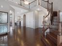 Upgraded wood floors throughout main and stairs - 2952 MILL ISLAND PKWY, FREDERICK