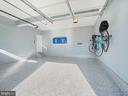 Finished 2 car garage - 2952 MILL ISLAND PKWY, FREDERICK