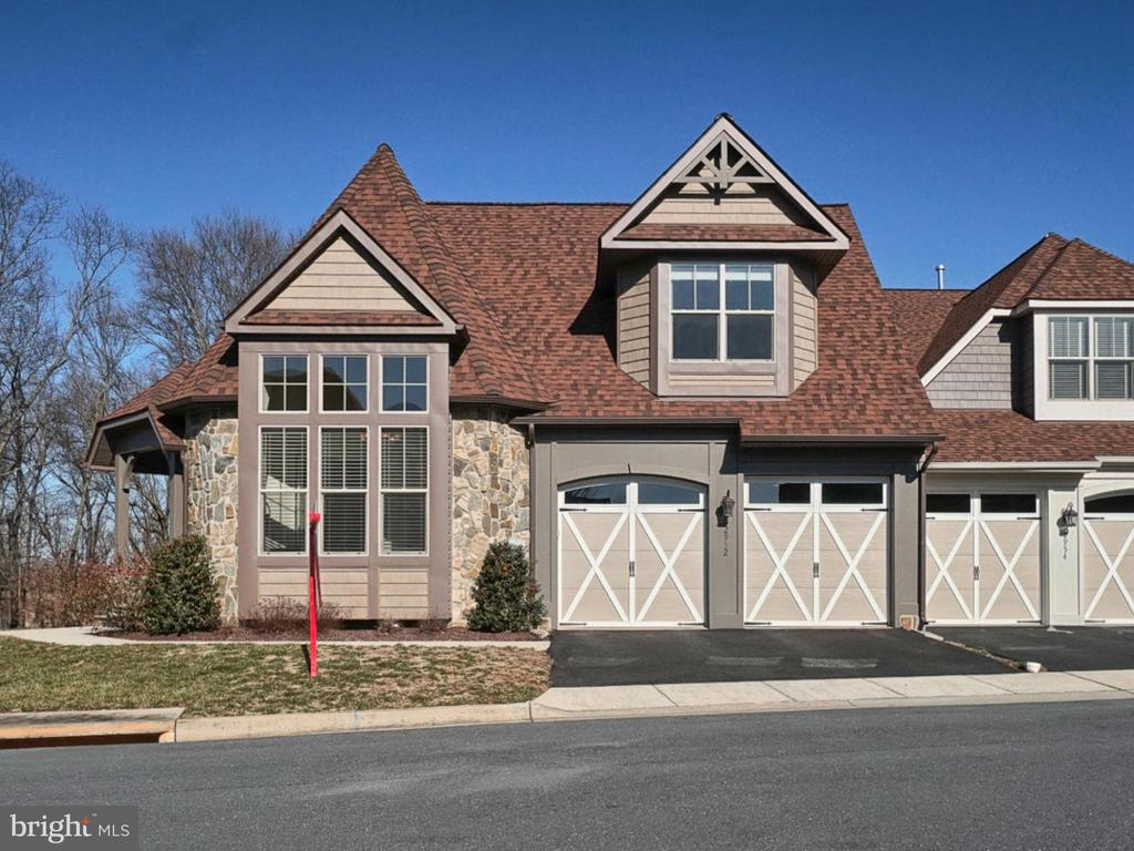 Finished Two-car Garage - 2952 MILL ISLAND PKWY, FREDERICK