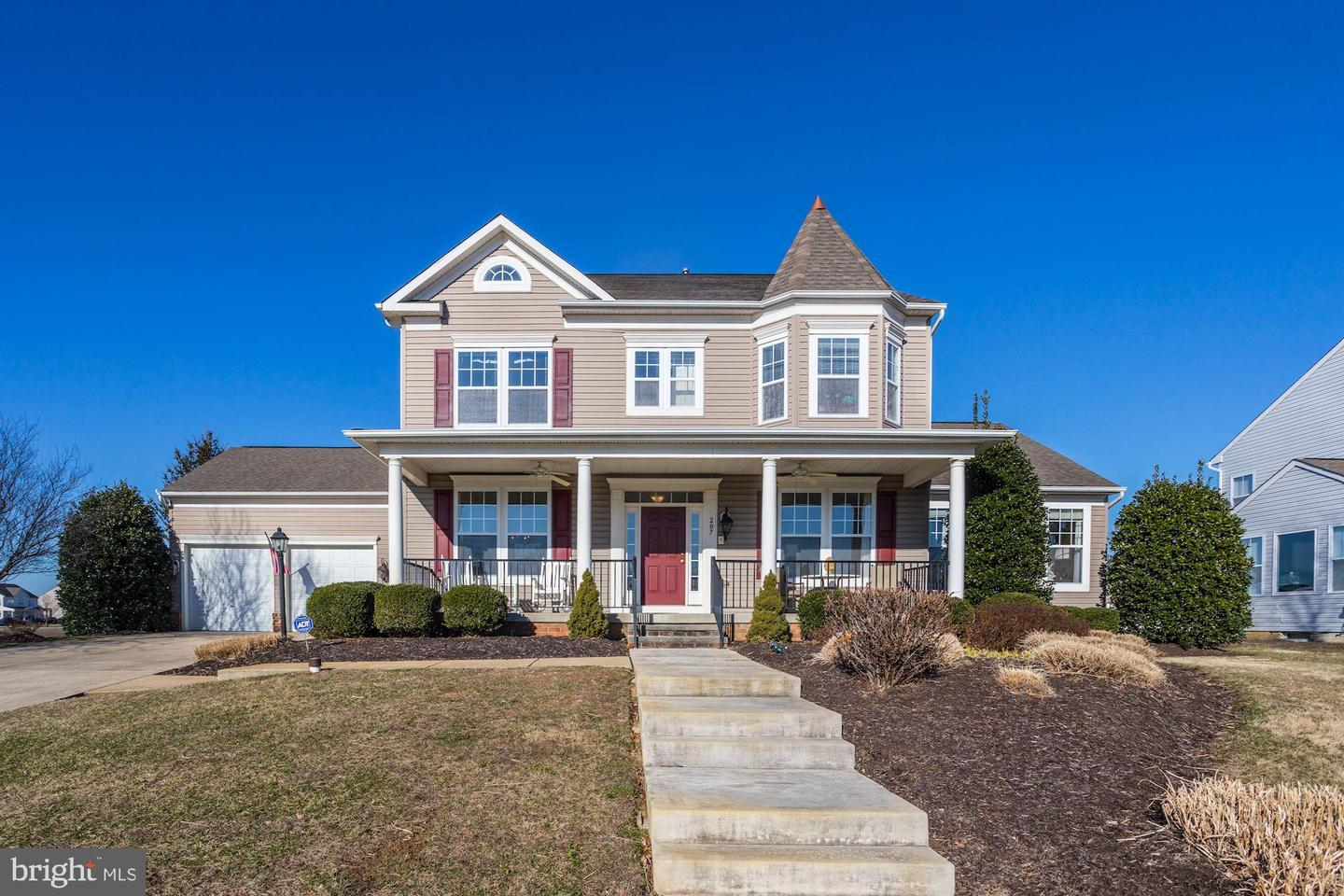 Single Family Homes للـ Sale في Church Hill, Maryland 21623 United States