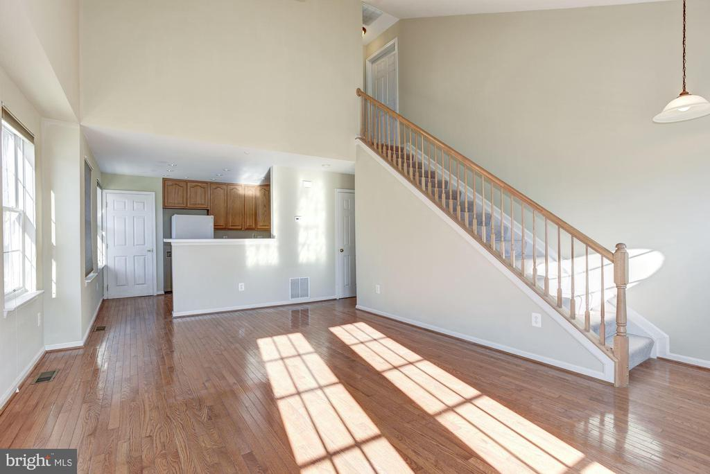 Large and open space - 20387 BIRCHMERE TER, ASHBURN