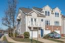 Cute balcony off of the living room - 20387 BIRCHMERE TER, ASHBURN