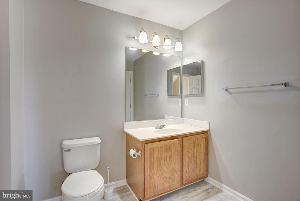 Shared Master bathroom - 20387 BIRCHMERE TER, ASHBURN