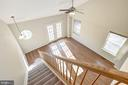 2-story vaulted ceiling - 20387 BIRCHMERE TER, ASHBURN