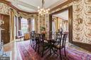 Dining Room - 194 PRINCE GEORGE ST, ANNAPOLIS