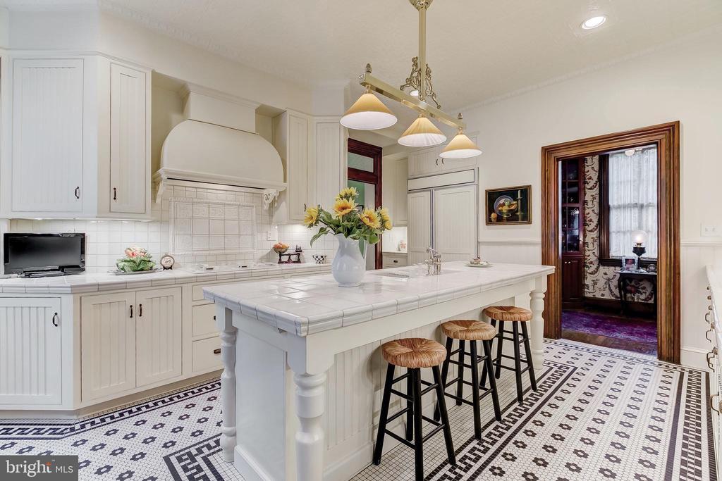 Kitchen - 194 PRINCE GEORGE ST, ANNAPOLIS