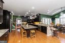 Lovely Open  & Flowing Floorplan - 1515 JUDD CT, HERNDON