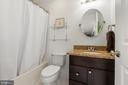 4th Full Bath - Lower Level - 1515 JUDD CT, HERNDON
