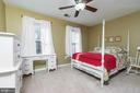 Private Suite/Bedroom #4 - Upper Level - 1515 JUDD CT, HERNDON