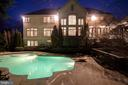 Scenic Night View - 16727 BOLD VENTURE DR, LEESBURG