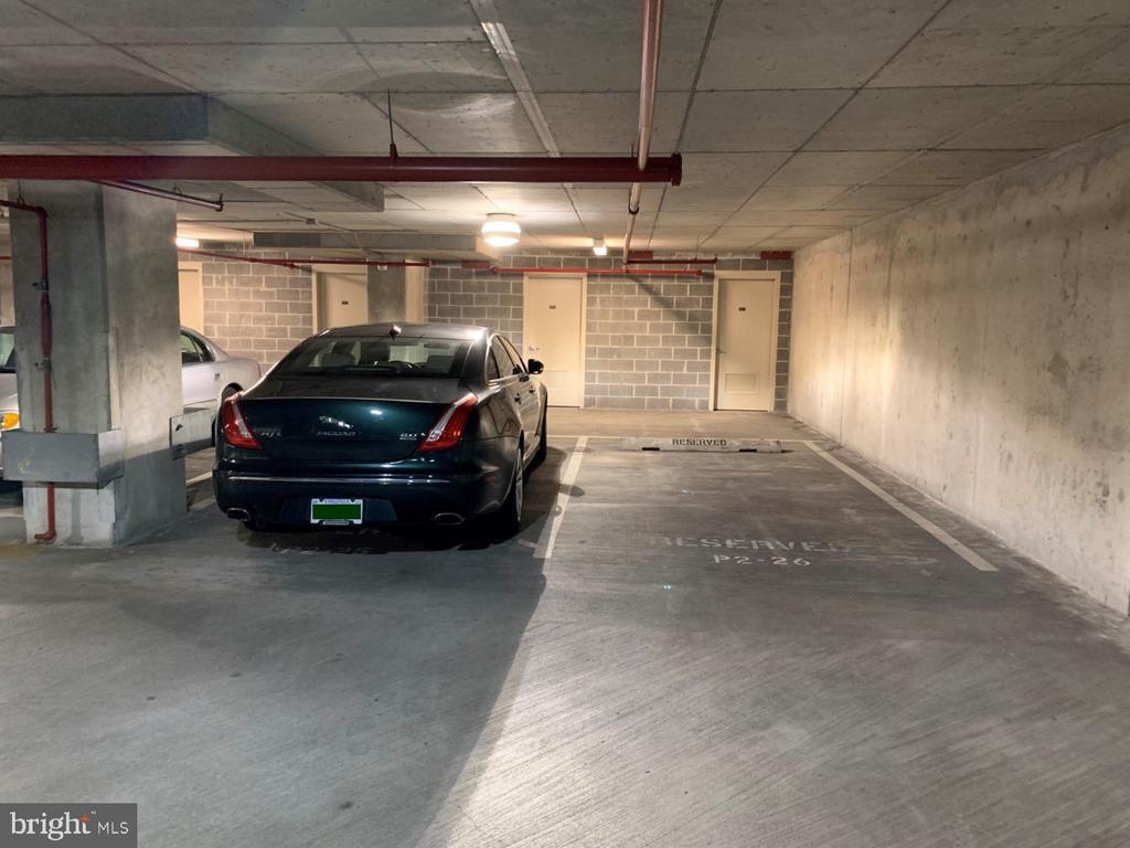 Includes two large parking spaces: P2-25 & P2-26 - 1881 N NASH ST #2309, ARLINGTON