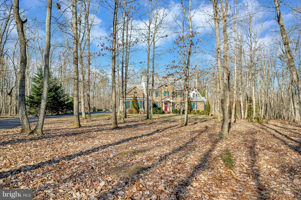 Situated on 5+ acres in Historic Orange County - 6142 WALKER'S HOLLOW WAY, LOCUST GROVE