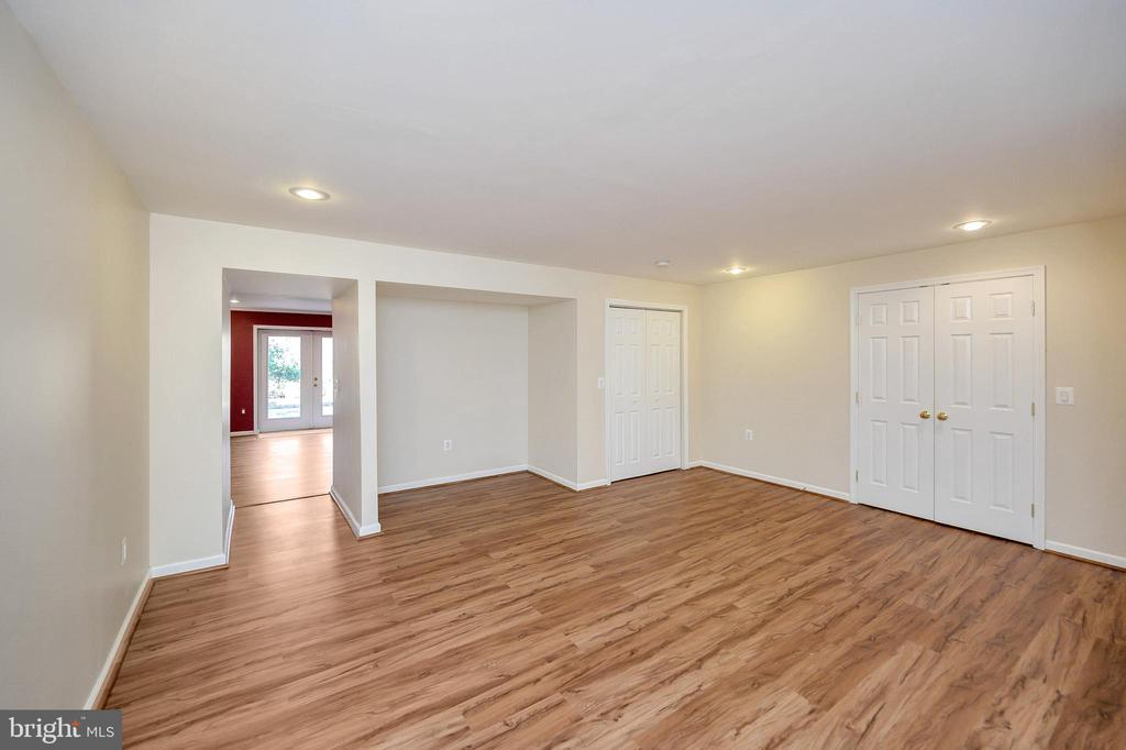 Additional Room in Basement - 6142 WALKER'S HOLLOW WAY, LOCUST GROVE