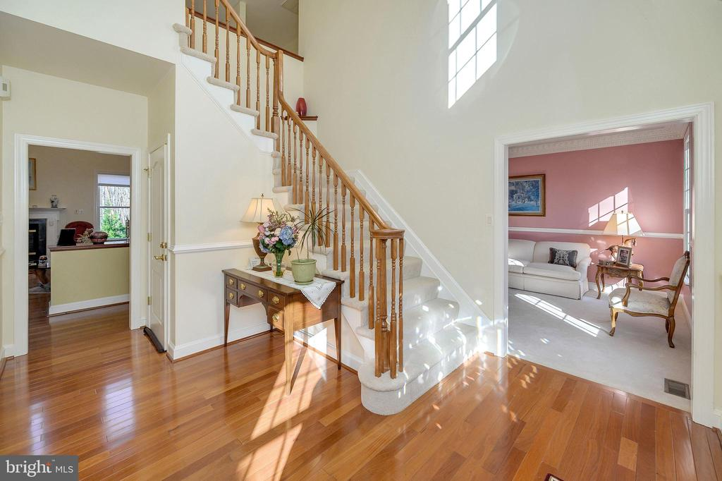 Inviting Entry Foyer... - 6142 WALKER'S HOLLOW WAY, LOCUST GROVE