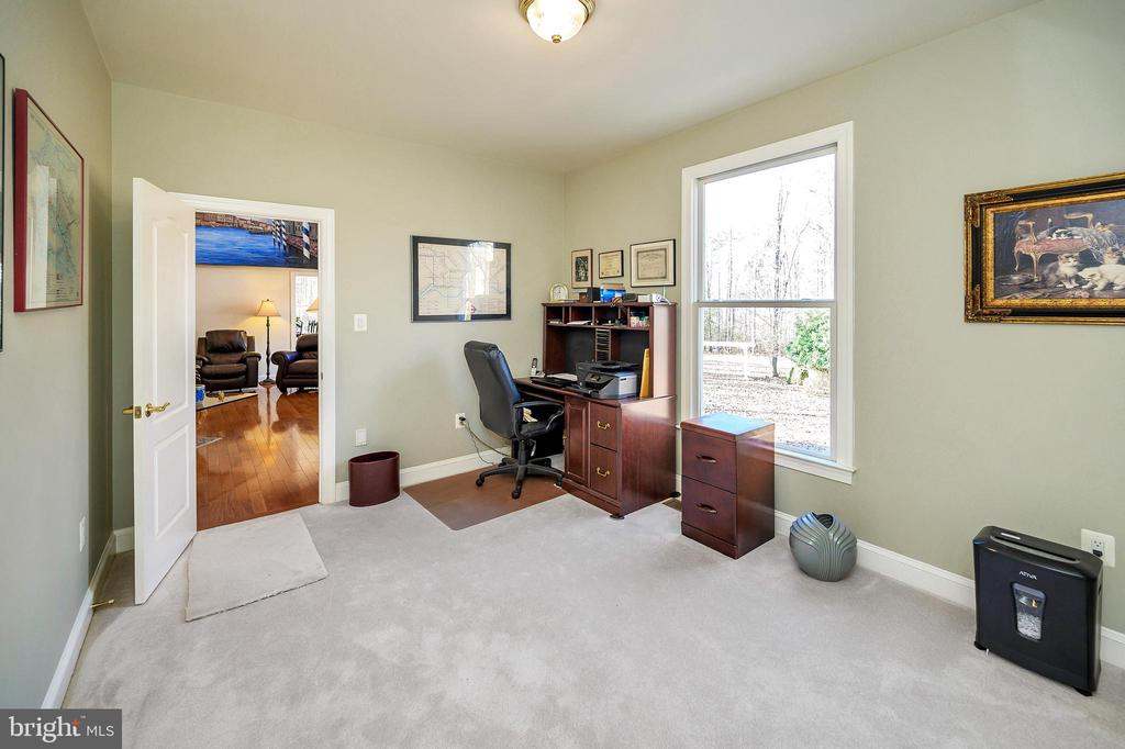 Main Level Office/Den... - 6142 WALKER'S HOLLOW WAY, LOCUST GROVE