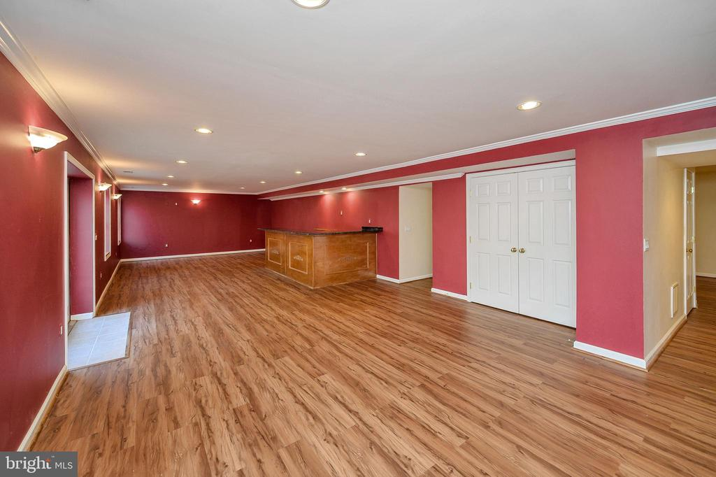 Massive Recreation Room... - 6142 WALKER'S HOLLOW WAY, LOCUST GROVE