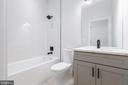 On-suite bath with soaking tub - 1944 CAPITOL AVE NE #4, WASHINGTON
