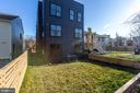 Large, shared backyard space. Perfect for a pup! - 1944 CAPITOL AVE NE #4, WASHINGTON