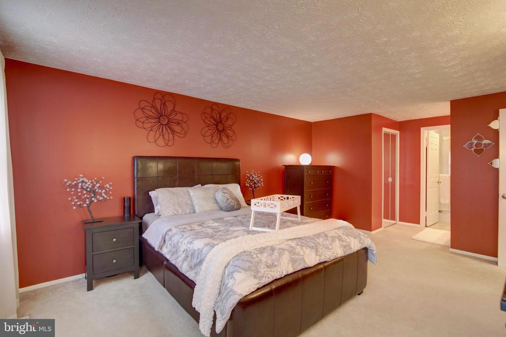 Master Bedroom - 123 APPLEGATE DR, STERLING