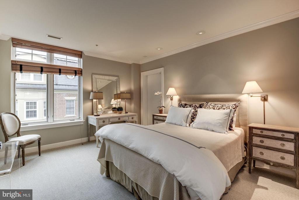 Bedroom 2 - 7405 ARLINGTON RD #402, BETHESDA