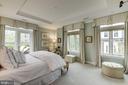 Master Bedroom - 7405 ARLINGTON RD #402, BETHESDA
