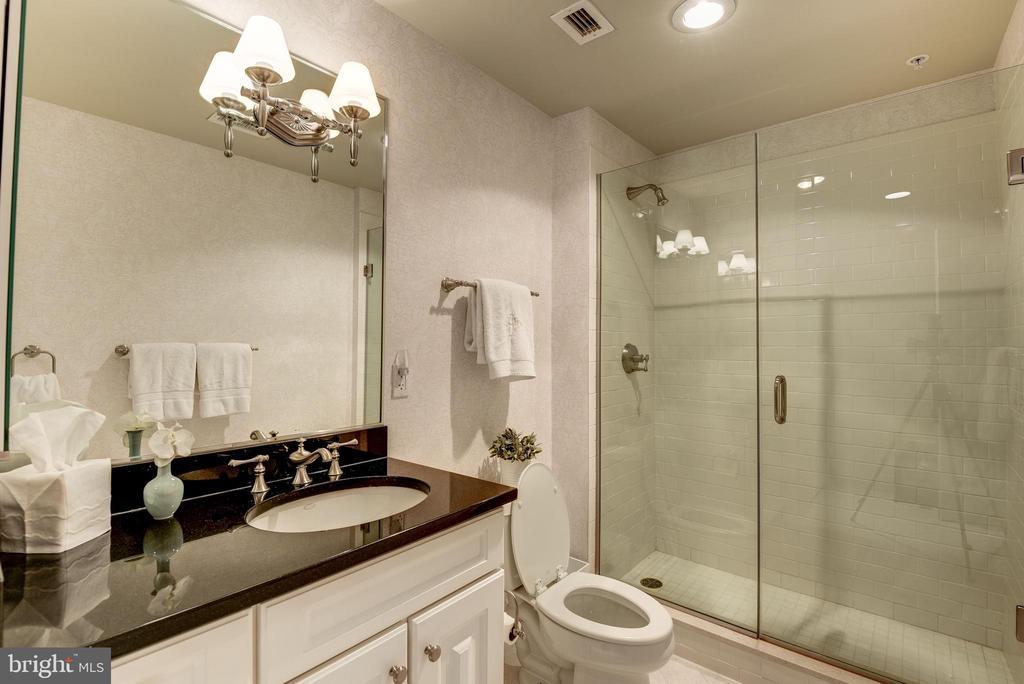 Hall Bathroom - 7405 ARLINGTON RD #402, BETHESDA