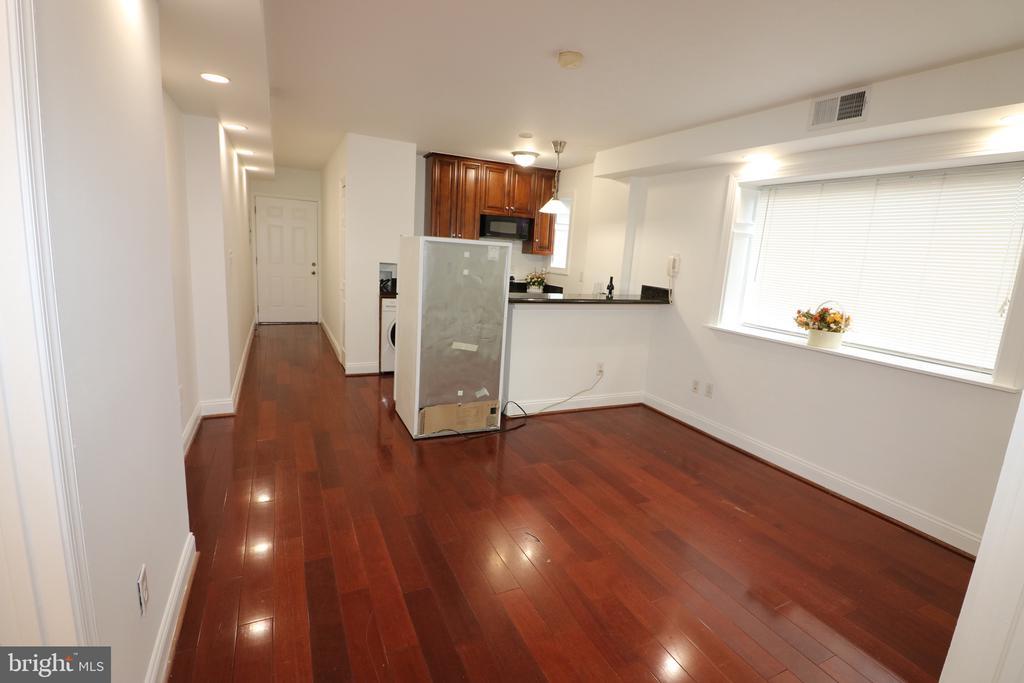 Living Room - 1125 12TH ST NW #2, WASHINGTON