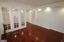 Living/Bedroom - 1125 12TH ST NW #2, WASHINGTON