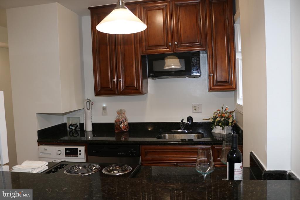 Kitchen - 1125 12TH ST NW #2, WASHINGTON